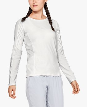 Women's UA Iso-Chill Fusion Long Sleeve